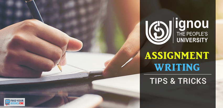 How to get good marks in IGNOU assignment